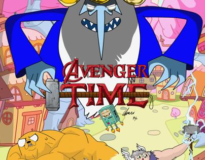 Avenger Time! Fanart
