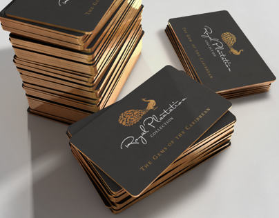 Royal Plantation Collection | Collateral & Campaign