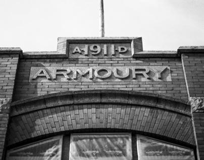 Edmonton Cannaught Armoury Restoration