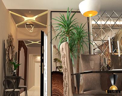 Corridor Apartment T