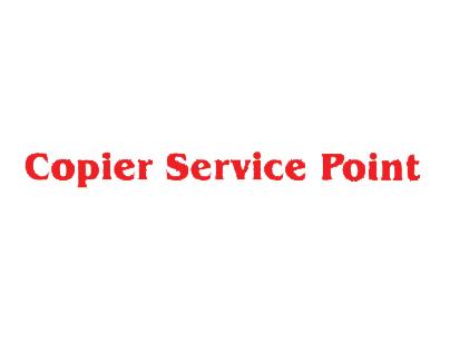Copier Service Point