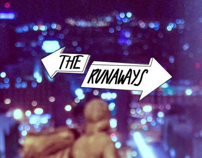 THE RUNAWAYS: BRANDING FOR WEB MAGAZINE