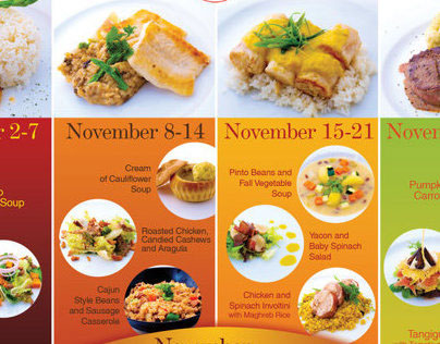 November Executive Meal