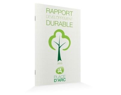 Place d'Arc - Sustainable Development report