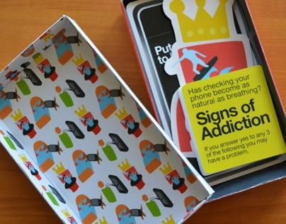 SmartArsenal against smartphone addiction
