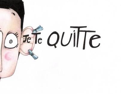 I'm leaving you / Que quoi ?!