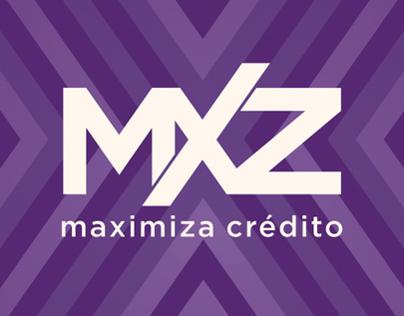 Identidade de Marca: MXZ Maximiza Crédito