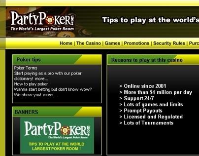 Websites feitos em 2005