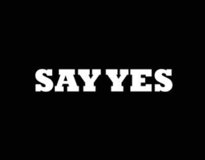 Say Yes video