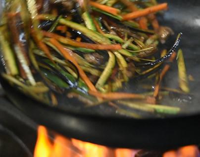 Chop Suey : al ritmo de los vegetales