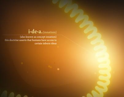 idea - an experimental project