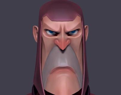 "Magneto ""Sharp & Flat"""