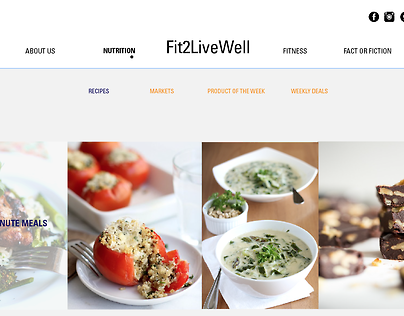 Fit2LiveWell