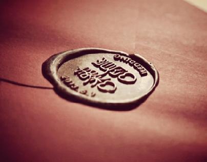 QIN & GE / a wedding logo