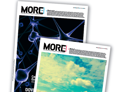 MORE+  Visual Magazine