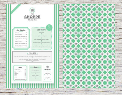 The Shoppe Hands & Hair | Beauty Salon