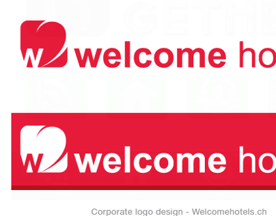 Welcome Hotels - new Corporate Design