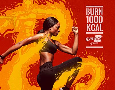 BURN 1000 KCAL | GYMBOX