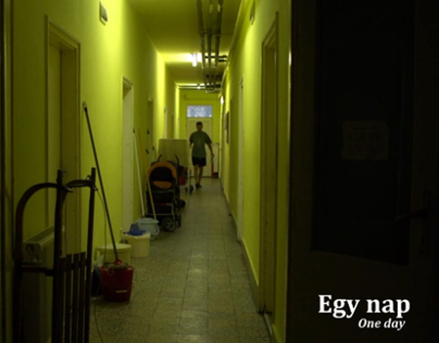 One day - short documentary, Budapest 2013.