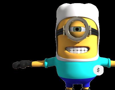 Finn the Minion