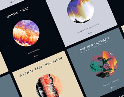 Protocol Recordings - artwork rebrand 2020