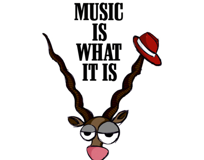 music is what it is