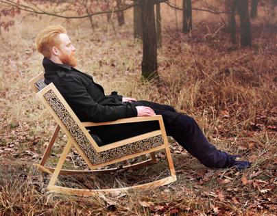 HALUZ (rocking-chair)