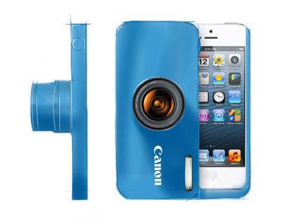 Canon iPhone Camera Case