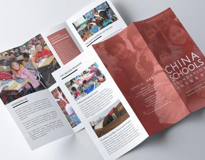 China Schools Foundation Brochure