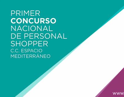 Primer Concurso Nacional de Personal Shopper de Espacio