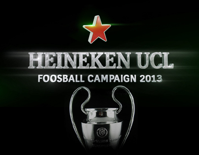 Heineken - EA UCL Foosball Tournament