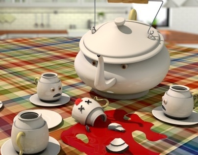 The Shock! The Horror! The... Tea?