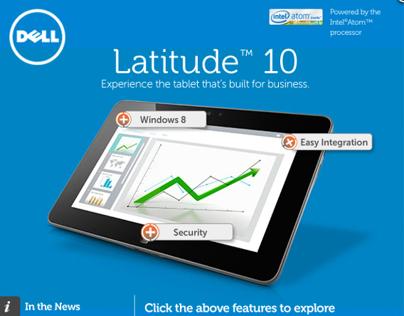 Dell Latitude 10