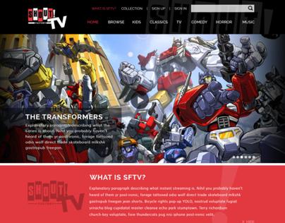 Shout Factory TV Website