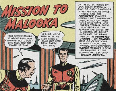 Mission to Malooka (Oct-Nov. 1951)