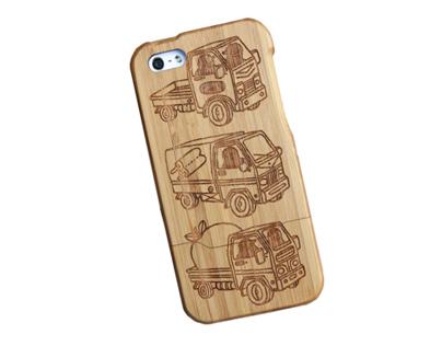 iPhone case design for GROVE