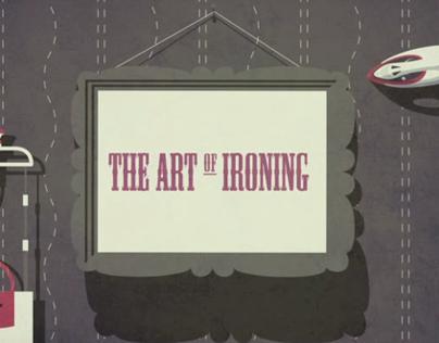 Philips. Art of Ironing Case Study