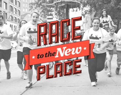 Race to the New Place | The Martin Group