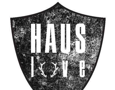 Haus Love Logo (done while working at Cassis Design)