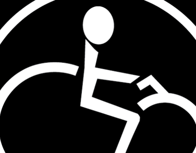 International Disabled Biker Symbol