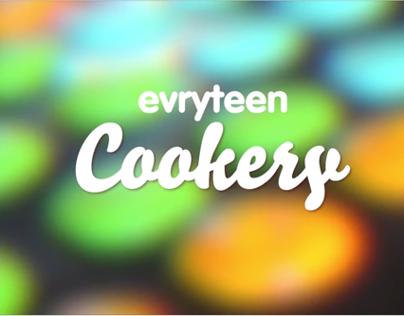 Evryteen Cookery