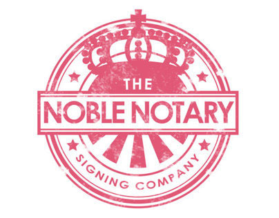 The Noble Notary Branding, Website & More