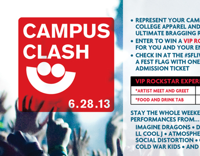 SUMMERFEST CAMPUS CLASH