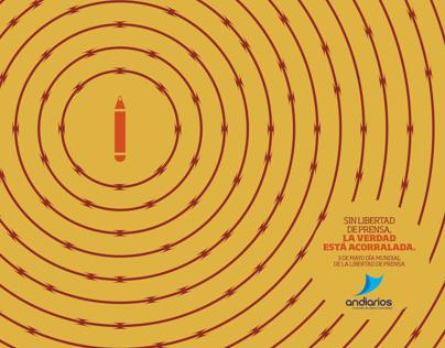 Libertad de Prensa | Andiarios