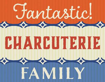 Charcuterie - 22 Tasty Typefaces!