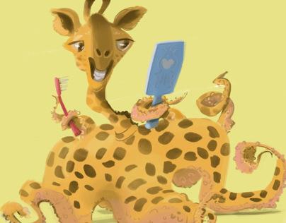 Giraffepus