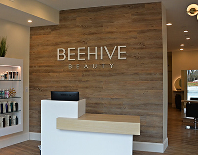 Interior Design: Beehive Beauty, MA by Leslie McGwire