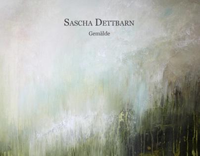Sascha Dettbarn | paintings
