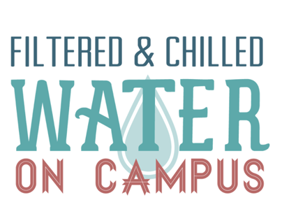 Filtered & Chilled Water on Campus