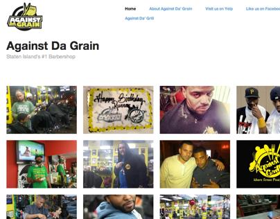 Website: Against Da Grain